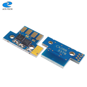 Image 5 - NA version 80C10K0 80C10C0 80C10M0 80C10Y0 Toner Chip für Lexmark CX310 CX410 CX510 1K drucker Patrone