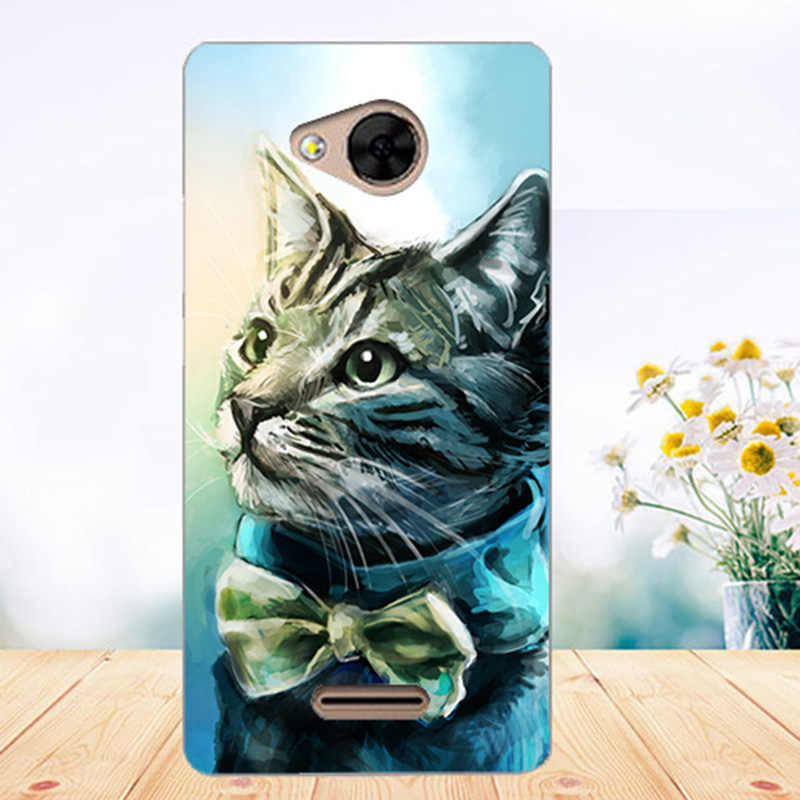 Fashion Lembut TPU Silicone Back Cover untuk BQ-5340 Pilihan Ponsel Pelindung Case untuk BQ 5340 Pilihan Telepon Melalui Fundas Capa