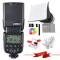 Godox V850II GN60 Speedlite w/ 2000mAh аккумулятор 2 4G беспроволочная X СИСТЕМА вспышка светильник для Canon Nikon Pentax Olympus DSLR камер