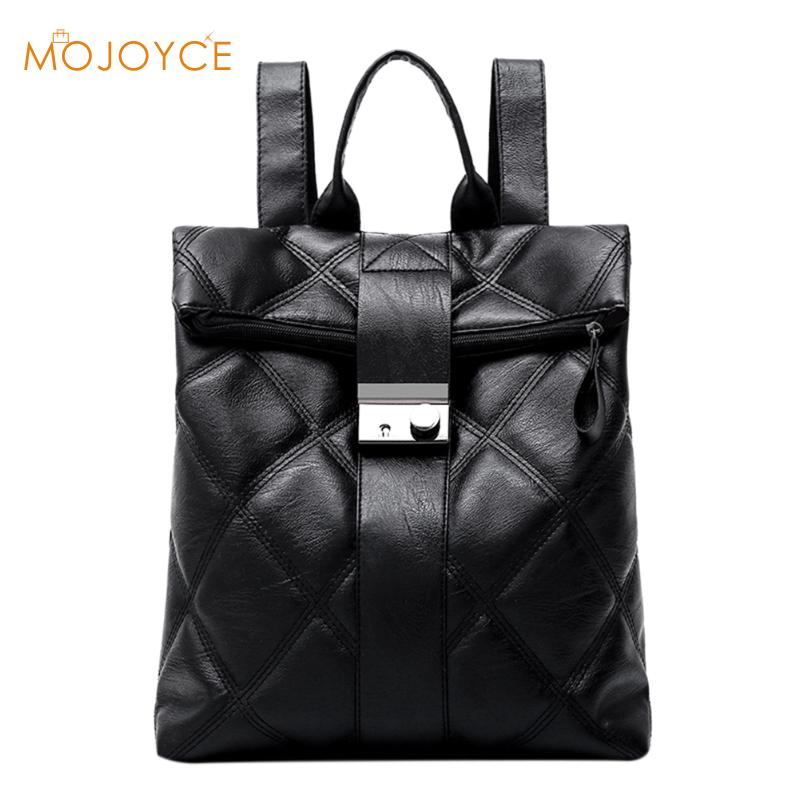 Fashion Women Backpack High Quality Youth Leather Backpacks for Teenage Girls Female School Shoulder Bag Bagpack Female mochila odlo свитер