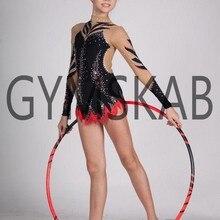 Стиль, платье для гимнастики ритмики, женский костюм для гимнастики 91001