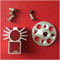 1pcs/lot Rc Brushless Motor Mounts Metal Motor Mount For 22 Series brushless motor With Screw