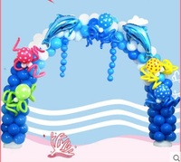 1Set Balloons stand Arch Column Base for wedding party Events Decorative Crafts Gadgets Events Party Supplies