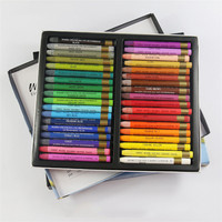 36 Colors Watercolor Crayon Non Toxic For Professional Artists Water Soluble Crayon Sticks