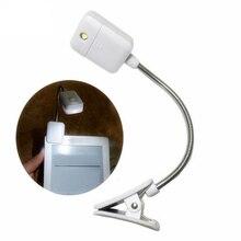 Book Notebook DC6V Reading Light LED Book Light Table Lamp Desk Lamp Mini Flexible Clip Best