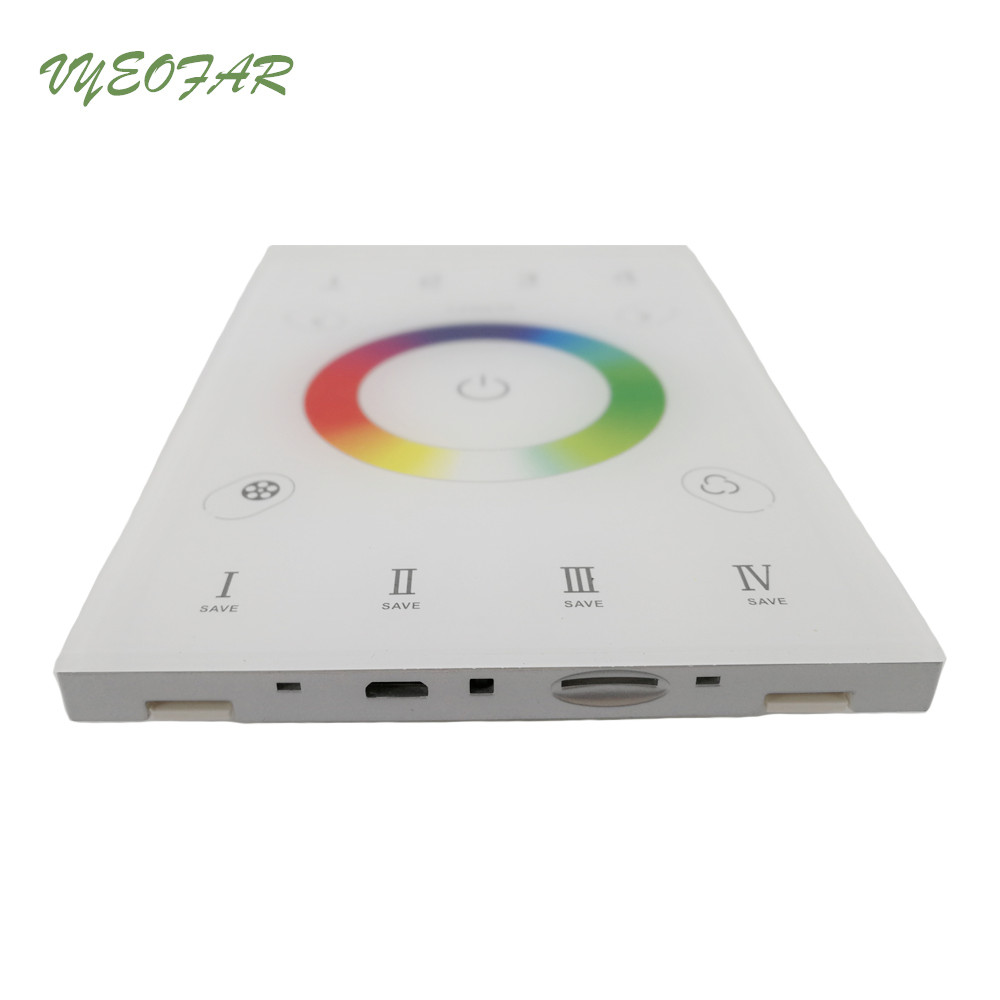 DMX512 controller LED lamp licht RGB full Caidiao intelligente draadloze afstandsbediening Rapport - 2