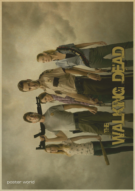 The Walking Dead TV Series Poster