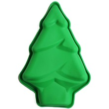 Christmas Tree Cake Mould Silicone mold