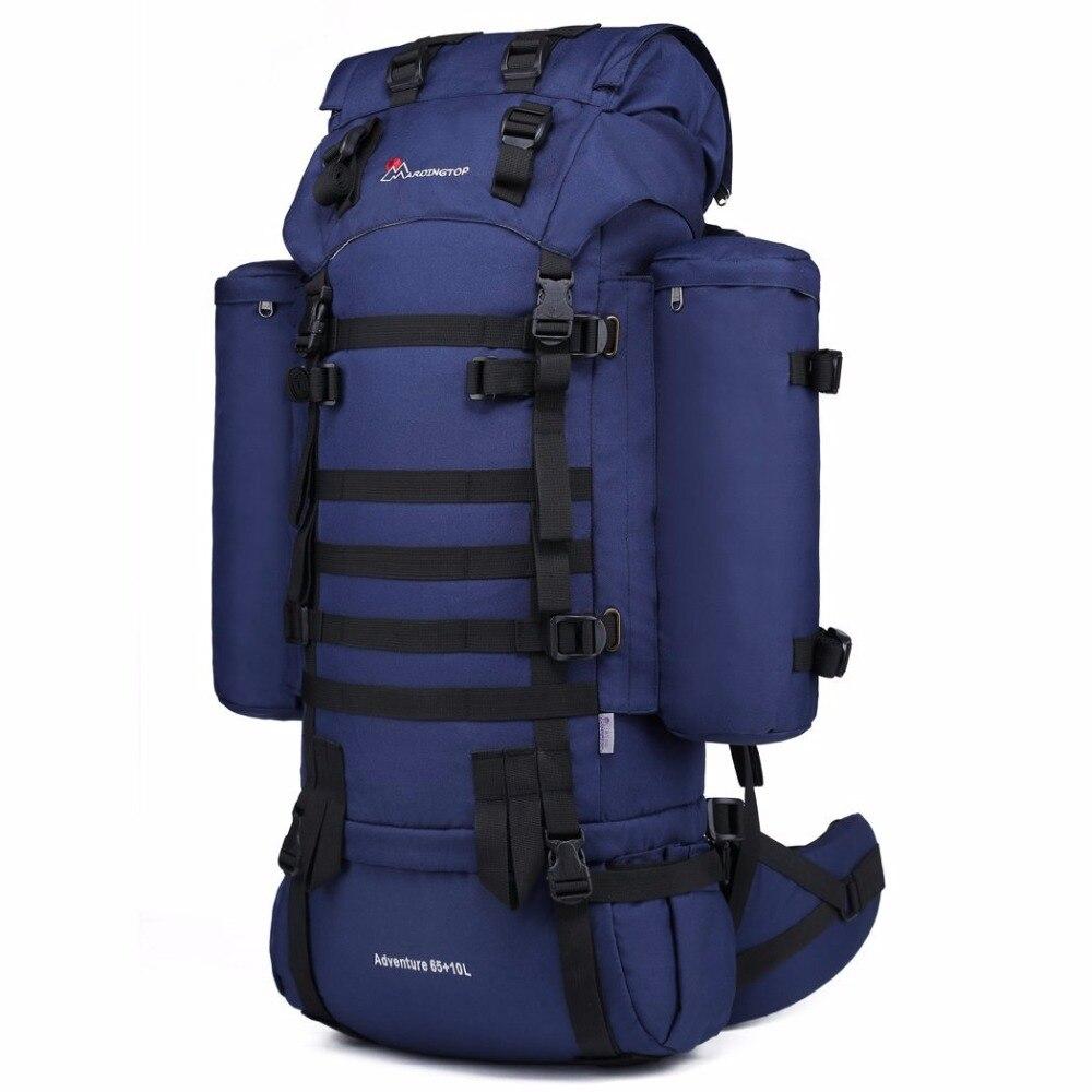 Горы 65L Внутренняя Рамка тактический рюкзак 600D полиэстер военный Молл Системы рюкзак для охоты кемпинга Пеший Туризм Путешествия