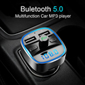 CDEN car mp3 music player Bluetooth 5.0 receiver FM transmitter Dual USB car charger U disk / TF card lossless music player