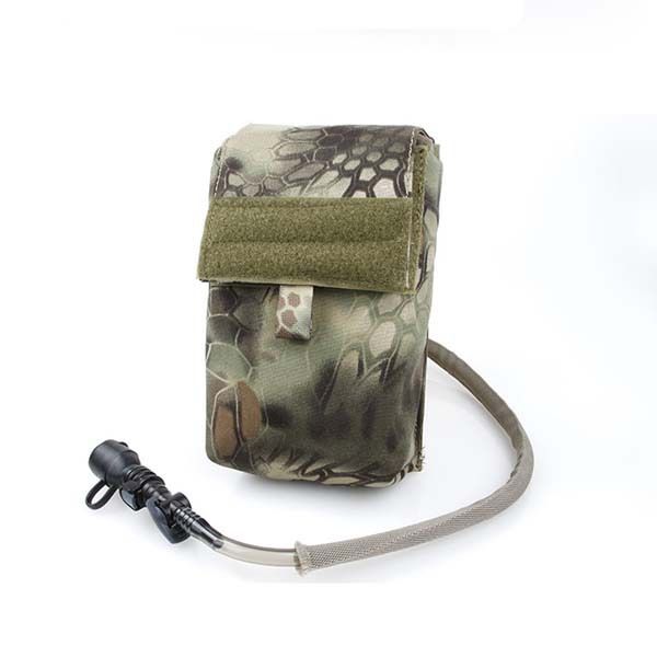 1L Side Hydration Pouch Mandrake Hydration Pouch Accessories  MAD 1L Bladder
