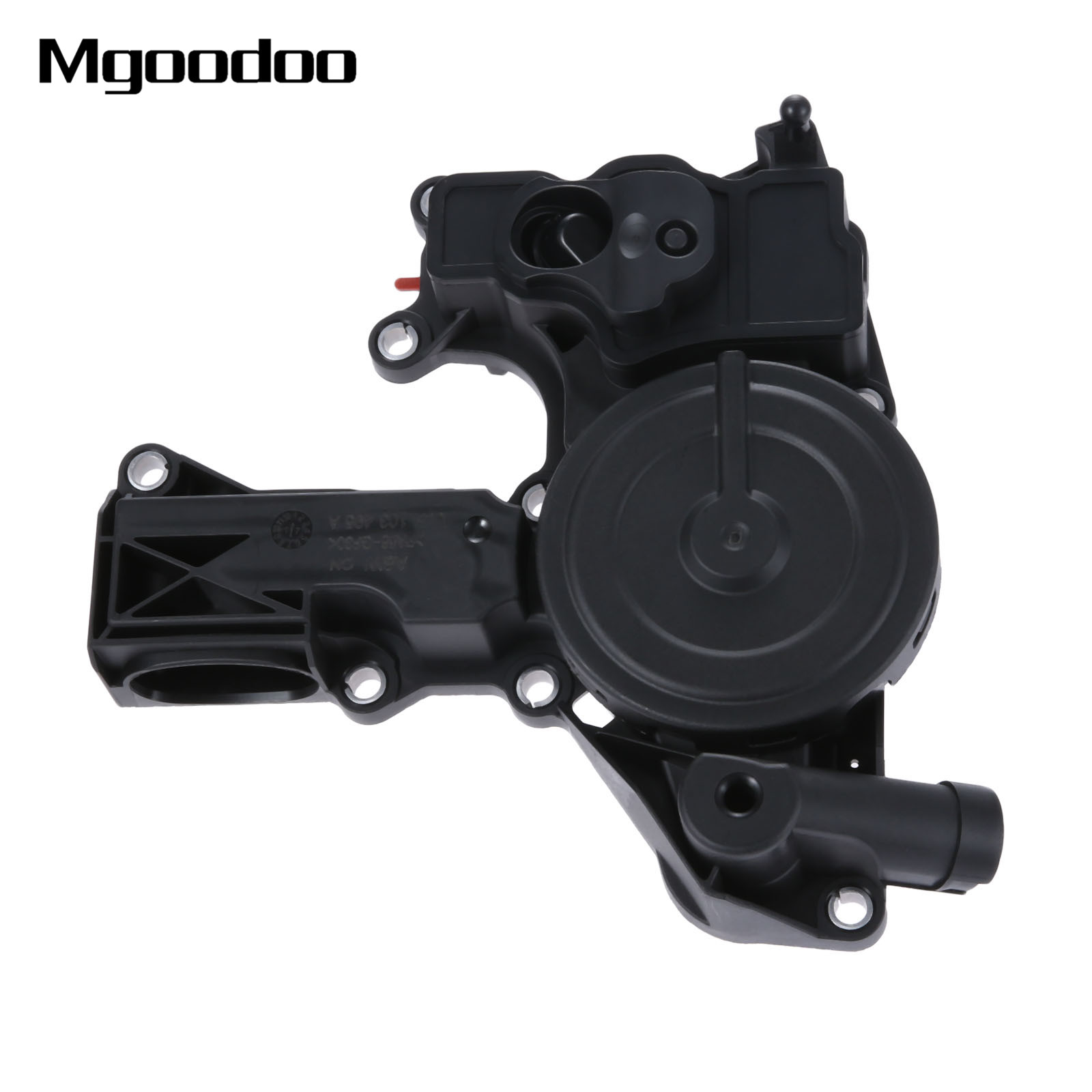Nouveau séparateur d'huile noir PCV ensemble de soupape 06H103495 pour Audi A4 Q5 TT VW siège de Golf Skoda 2.0TSI 06H103495A 06 H 103 495 A