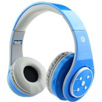 B06 Headphone Bluetooth Wireless Over Ear Foldable Headset AUX 3.5mm Jack Cord SD Card Slot Built in Mic Microphone Equipment