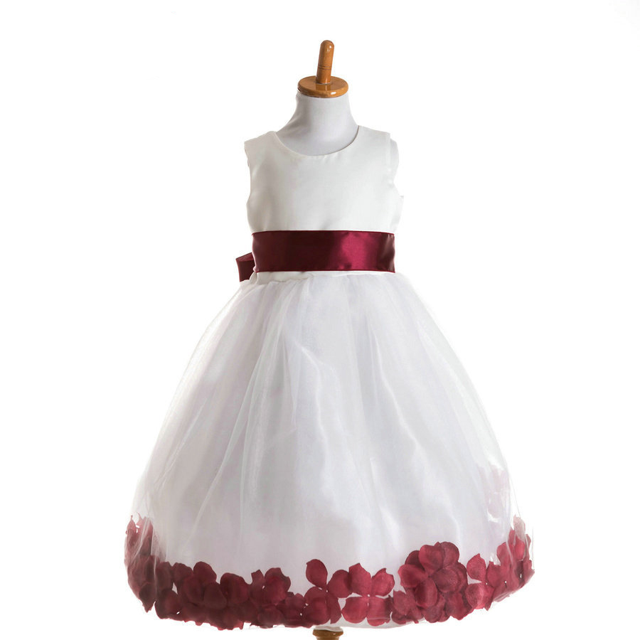 T062 children wedding dresses for girls party clothing t062 children wedding dresses for girls party clothing manufacturers china white pink purple flower girl red wedding dress 2017 in dresses from mother ombrellifo Choice Image
