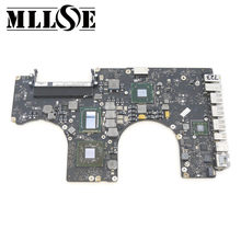 "MLLSE 661-6176 para Apple Macbook pro 17 ""A1297 1297 2011 Anos 820-2914-A i7 2.4 Ghz placa Lógica 820-2914-B Motherboard placa MD311(China)"