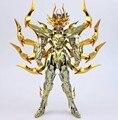 GRANDES BRINQUEDOS GreatToys GT Câncer DeathMask SOG alma de ouro Santo Seiya Mito Pano EX Máscara Da Morte figura de ação brinquedo armadura de metal