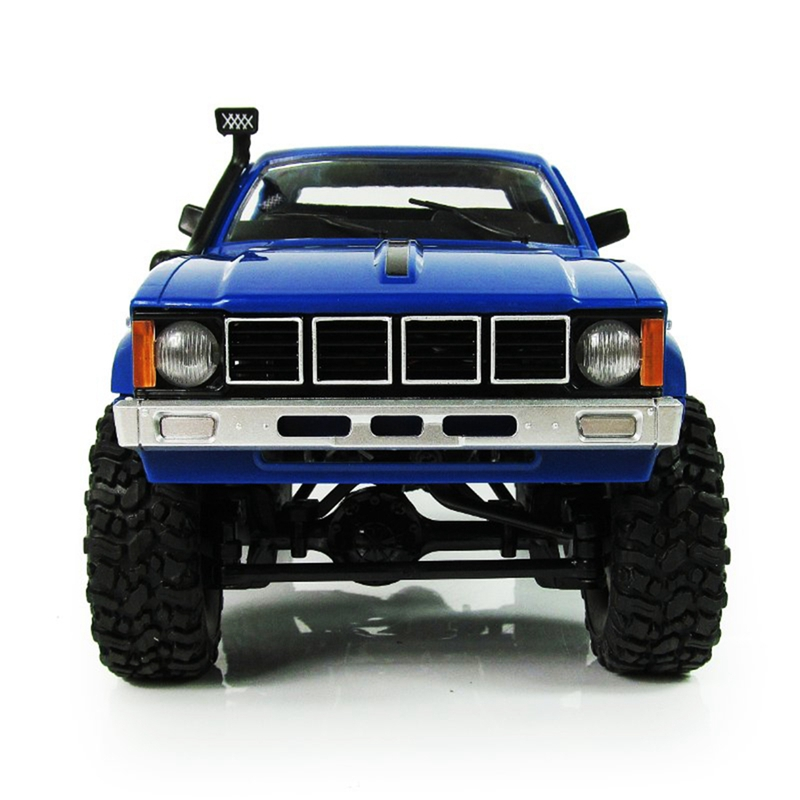 WPL C-24 1/16 Scale RC Car Rock Crawler 4WD Off-road Military Truck Best Toy