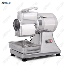 где купить CG55GH/CG22DM Electric Meat Grinder/ Rotary Cheese Grater Machine Stainless Steel Meat Mincer Sausage Stuffer Filler Commercial дешево