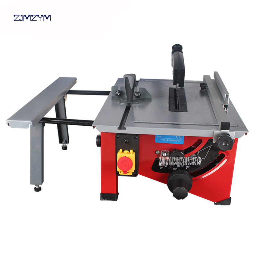 Hot Sale Jf72101 Multi Function Table Saw Small 8 Woodworking