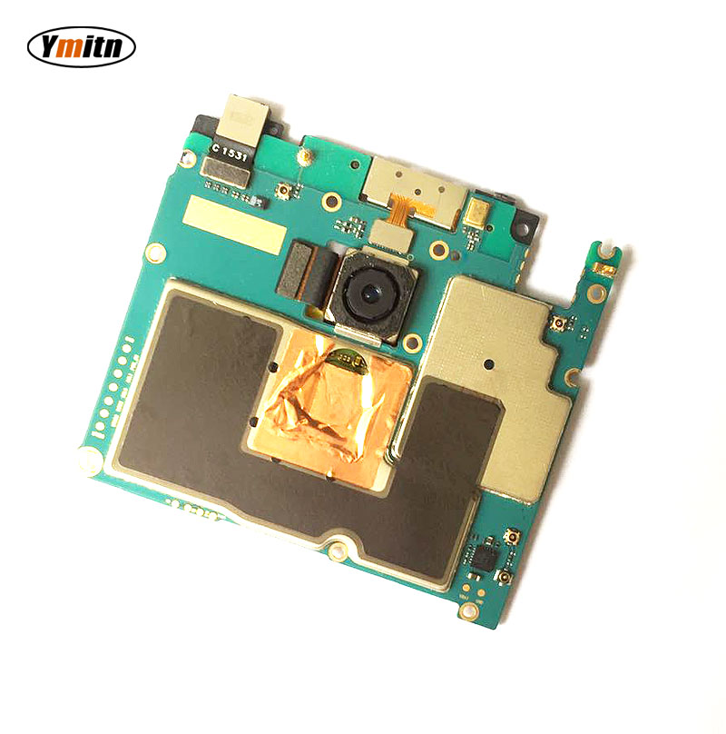 Ymitn Unlocked Mobile Electronic Panel Mainboard Motherboard Circuits Flex Cable With Firmware For Meizu MX5 16/32GB