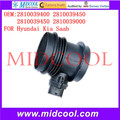 High Quality Auto Parts Mass Air Flow Sensor OEM:2810039400 2810039450 2810035400 2810039000