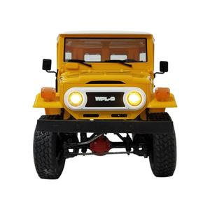 Image 5 - 1:16  Mini RC Car Toys Off road Metal Chassis Remote Toy