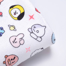 BTS BT21 Small Towel