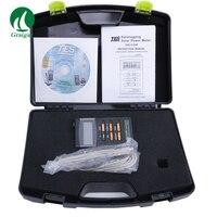TES 1333R Солнечный Мощность метр 43000 компл. памяти Авто данных (RS232 кабель, CD программного обеспечения)