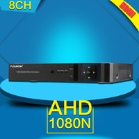 FLOUREON 8CH AHD 1080N HDMI H.264 CCTV DVR Security Video Recorder Cloud TVI/CVI/AHD/Analog Camera DVR EU