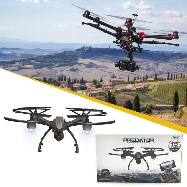 2017 RC Quadcopter JXD 516W WIFI Mini Drone With 03MP HD Camera Aircraft UAV RTF