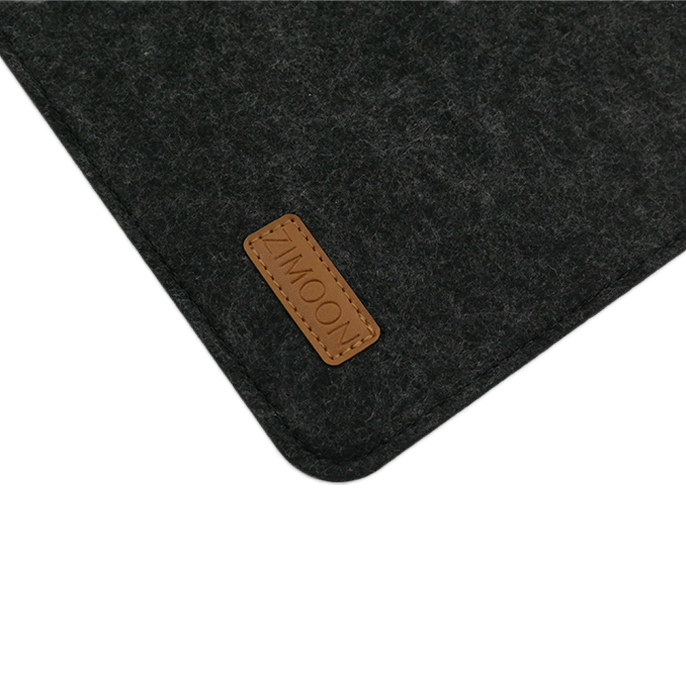 Image 4 - Laptop Sleeve Bag for Macbook Air 11 13 Inch Felt Case for Macbook Pro Retina 13 15 Inch Protective Cover For Xiaomi-in Laptop Bags & Cases from Computer & Office