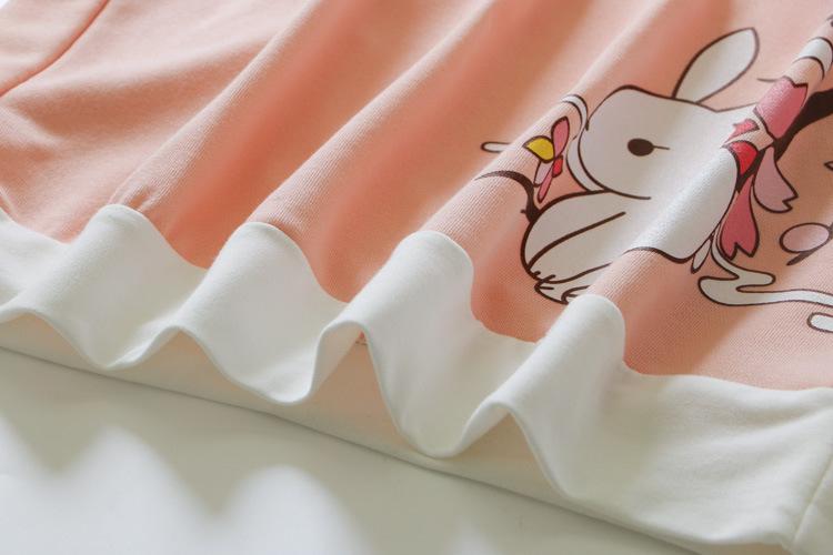 Expression Японский Кролик капюшоном 9