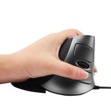 Delux Wired vertical mouse