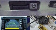 RGB Maniglia Portello RVC Vista Posteriore di Retromarcia Della Macchina Fotografica per VW Golf Plus Jetta MK5 5 MK6 VI Tiguan Passat B7 RNS510 RCD510 56D 827 566A