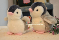 Free Shipping For 1 Piece 15cm Brand Penguin Baby Plush Doll Toy For Children Birthday Gift