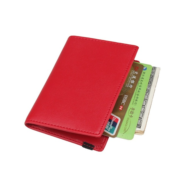 fashion designer genuine leather business card holder high quality brand new id cards case top sale - Fashion Designer Business Card