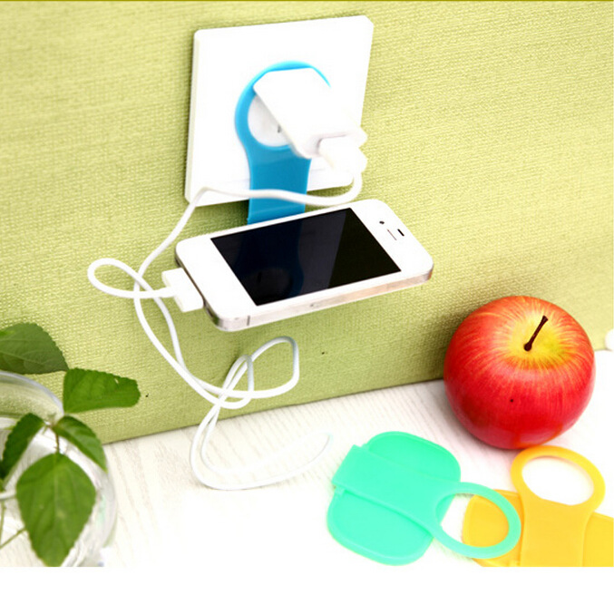 Mobile Phone Companion Charging Rack Useful Home Daily Life Enhanced Charge The Phone Companion Charging The Phone Hang