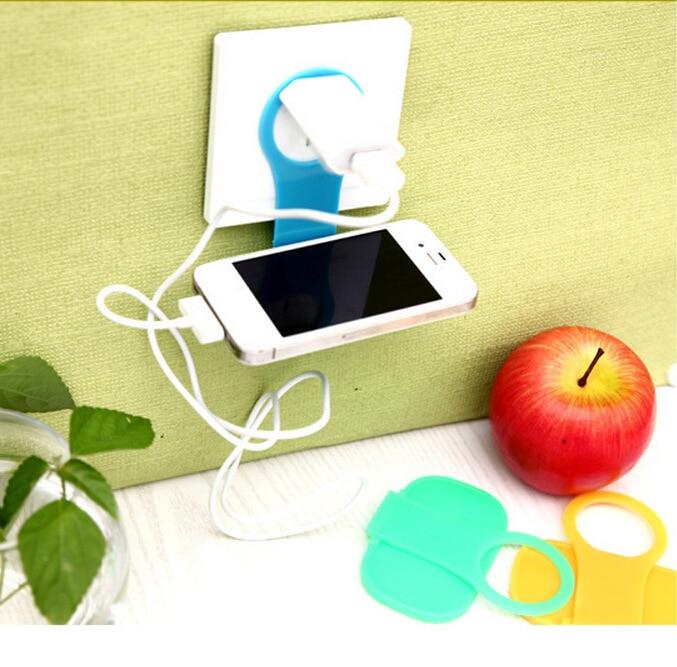 Mobile Phone Companion Charging Rack Useful Home Daily Life Enhanced Charge The Phone Companion Charging The Phone Hang