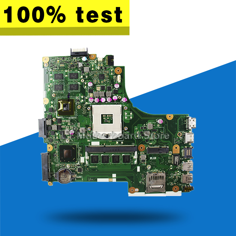 X450VC GT720M/V2GB 4GB RAM motherboard For Asus X450V A450V Laptop motherboard Mainboard new laptop bottom base cove for asus x450 x450v x450vc x450c x450l y481 a450 a450v f450 f450v y481l x452e black d case page 1
