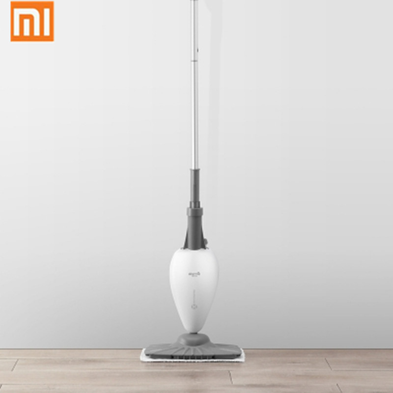 купить Original Xiaomi Mijia Youpin Deerma High Temperature Steam Sterilization Mop Dust Collector по цене 3943.86 рублей