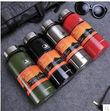 1500ml Stainless Steel Camping Cup Mug Outdoor Camping Hiking  Portable Tea Coffee Beer Cup With