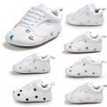 WONBO Nuevo Llega El Bebé Primero Andadores Inferiores Suaves de Moda Mocasín Zapatos de Los Bebés Recién Nacidos Prewalkers Botas de Cuero de LA PU