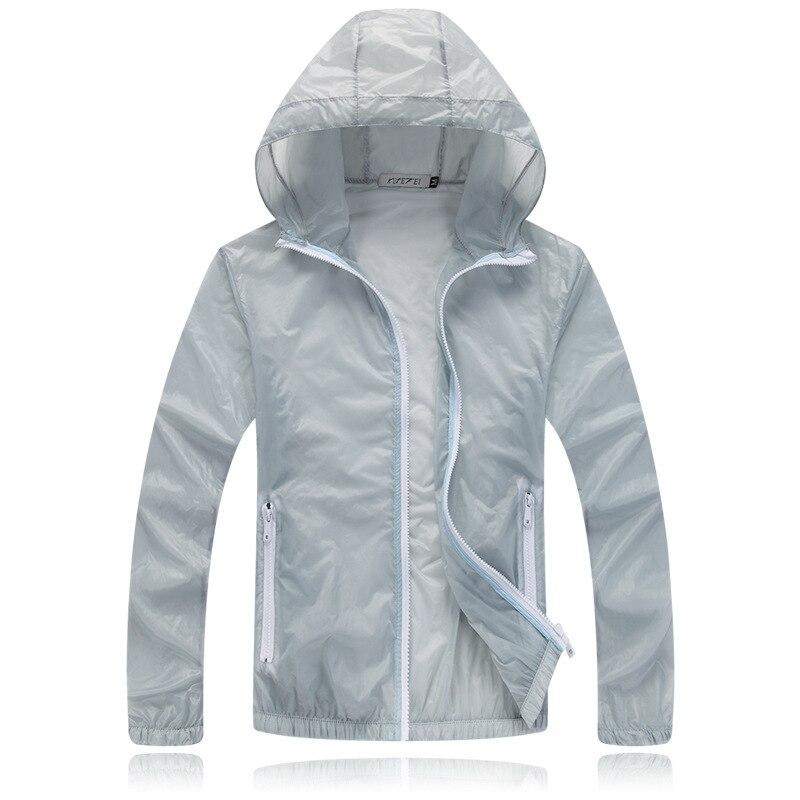 Summer Thin Coat Women Ultra-thin Breathable Sunscreen Waterproof Jacket Quick-drying Hooded Coats Female Windbreaker Лосины