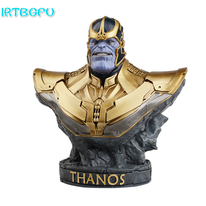 Marvel Avenger Alliance 3 Infini Guerre Thanos Ironman Panthère AntMan Statue Action & Figurines Anime Figurines À Collectionner