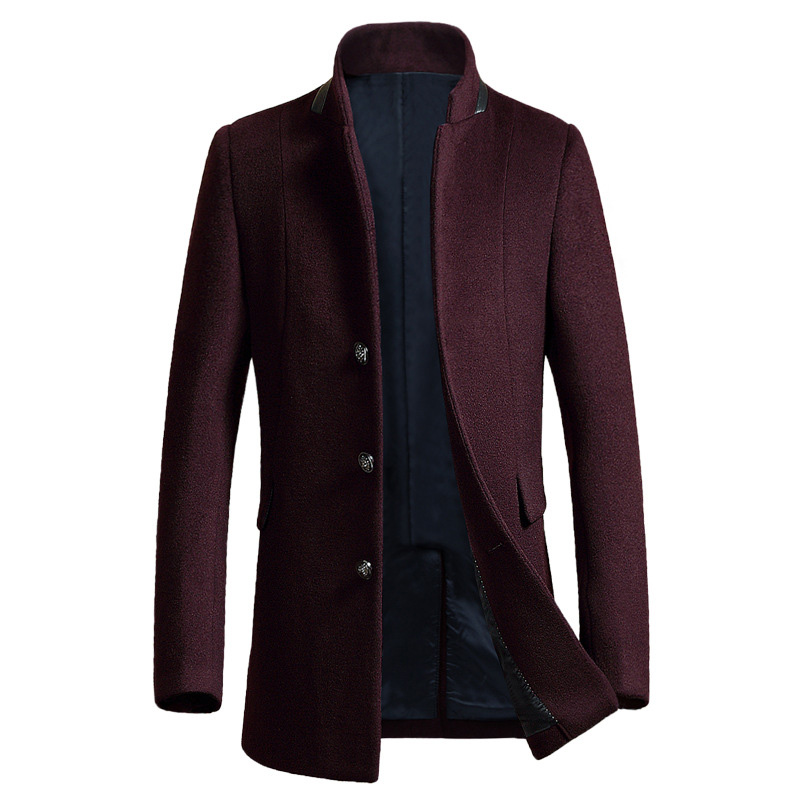Popular Mens Pea Coat Cashmere-Buy Cheap Mens Pea Coat Cashmere ...