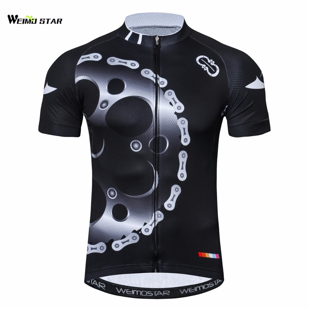 Outdoor Cycling Jersey Mens bike clothing bicycle top Ropa Ciclismo maillot road MTB jersey youth mountain bike jersey short