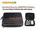 New ZEROTECH Dobby FPV Drone Storage Bag Carrying Box Hard-shell Backpack Case Waterproof for Zero RC Quadcopter