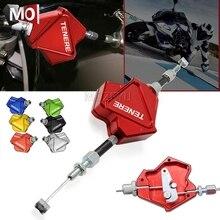 Мотоциклетный трюк рычаг сцепления простая кабельная система для Yamaha XT600 Z TENERE 84-86 XT600 ZE TENERE 87-92 XTZ660 TENERE 91-98