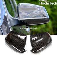 Top Quality 100 Real Replacment Type Carbon Fiber Side Mirror Covers For BMW F10 F18 5