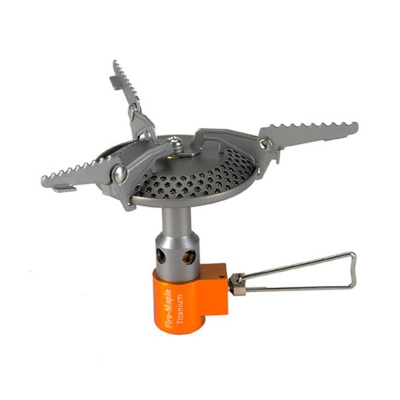Подробнее о Fire-Maple Titanium Stove Camping Cooking Stove Burner Ultralight only 48g FMS-116T fire maple camping stove titanium stove hornet mini stove fms 300t
